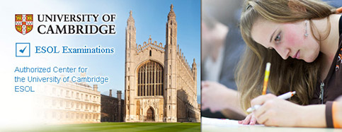 Cambridge Exams Zoni